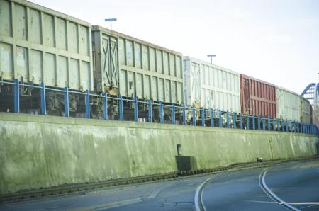 Unijny korytarz towarowy RFC5