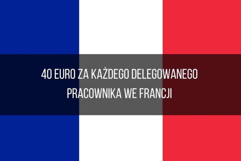Francja wprowadza dodatkowe opłaty dla zagranicznych przewoźników