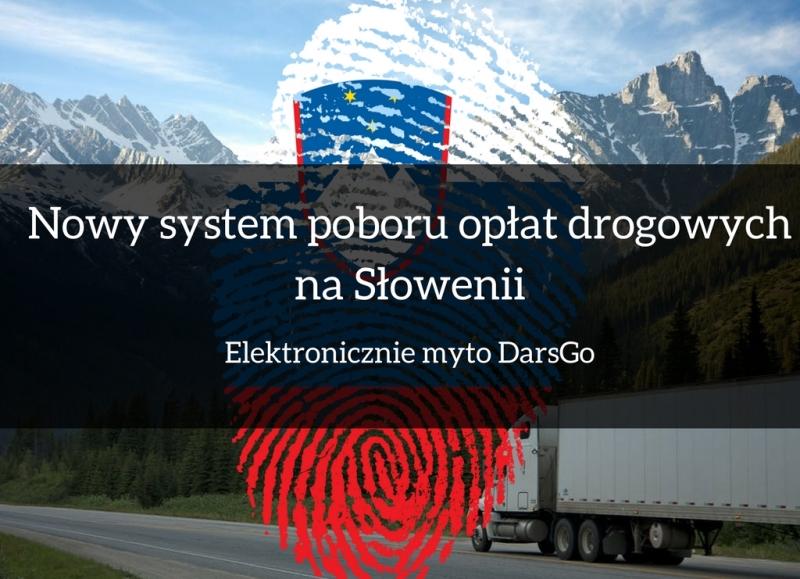 Elektronicznie myto DarsGo