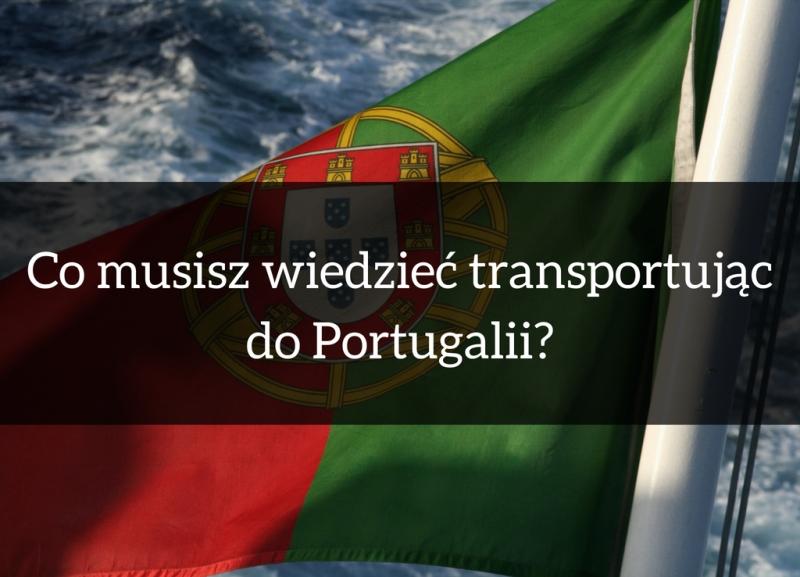 PORTUGALIA – transport
